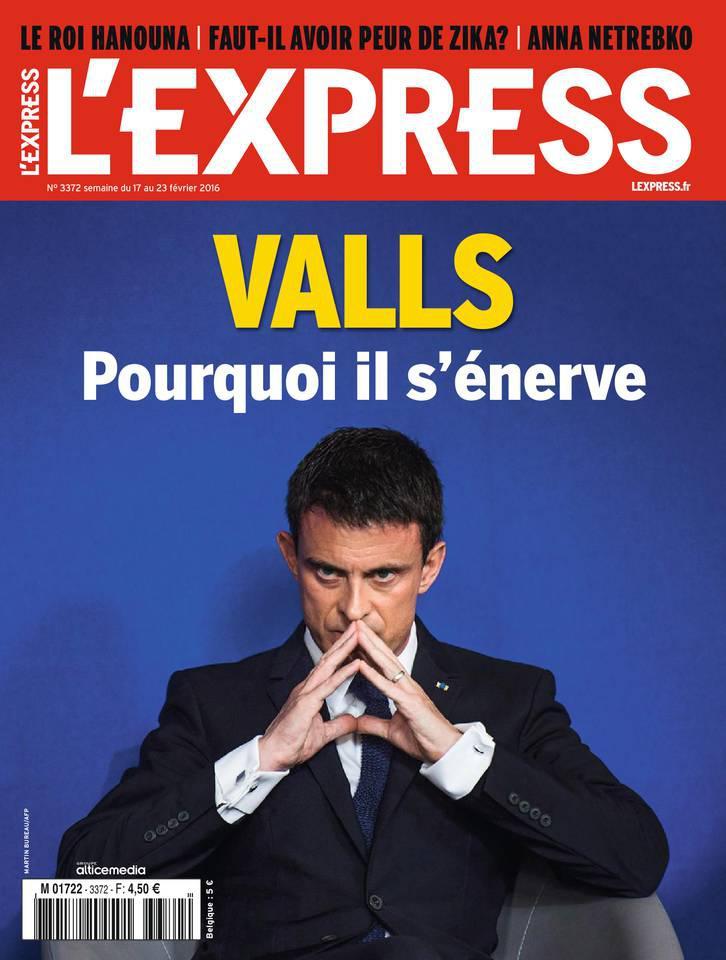 L'Express N°3372 Du 17 au 23 Février 2016
