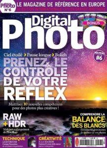 Digital Photo Magazine N°6 - Aout-Septembre 2014