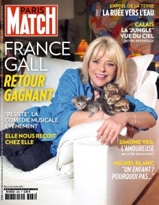 Paris Match N°3466 Du 22 au 28 Octobre 2015