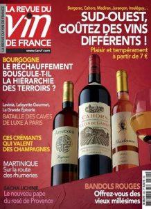 La Revue Du Vin de France N°590 - Avril 2015