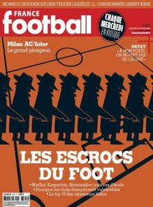 France Football N°3592 Du Mercredi 25 Février 2015