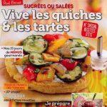Vie Pratique Gourmand N°273 - Vive les Quiches et les Tarte