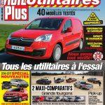 Auto Plus Hors Série Utilitaires N°3 - Mai-Juin 2016