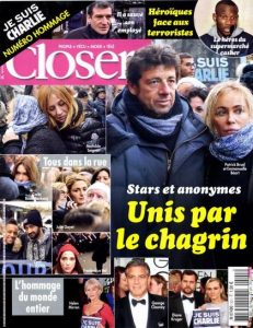 Closer N°501 Du 16 au 22 Janvier 2015