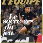 L'Equipe Magazine N°1737 Du Samedi 31 Octobre 2015