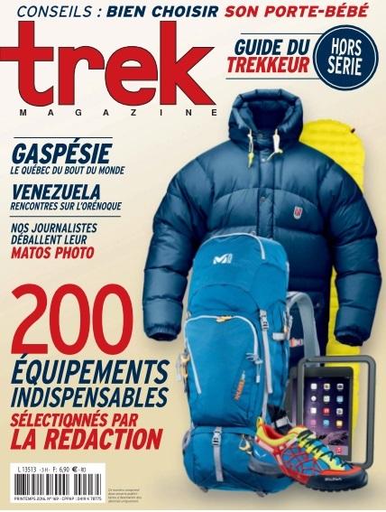 Trek Magazine Hors Série N°3 – Guide du Trekkeur 2016