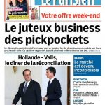 Le Parisien + Journal De Paris & Magazine Du Vendredi 4 Mars 2016