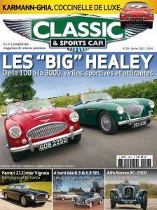 Classic & Sports Car N°28 - Janvier 2015