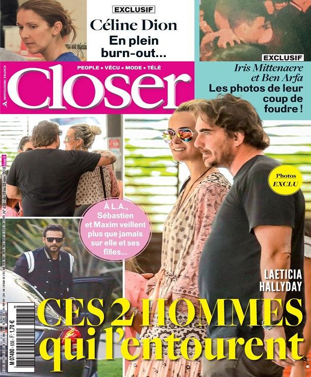 Closer N°658 Du 19 Janvier 2018