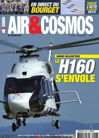 Air et Cosmos N°2458 Du 19 au 25 Juin 2015