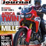 Moto Journal N°2173 Du 10 au 16 Décembre 2015