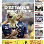L'Equipe Du Lundi 22 Juin 2015