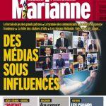 Marianne N°993 Du 22 au 28 Avril 2016