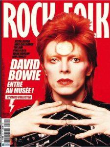 Rock et Folk N°571 - Mars 2015