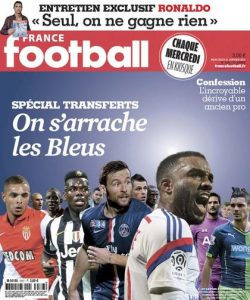 France Football N°3589 Du Mardi 20 Janvier 2015
