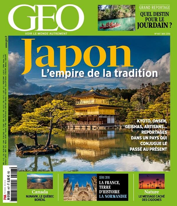 Geo N°447 – Mai 2016