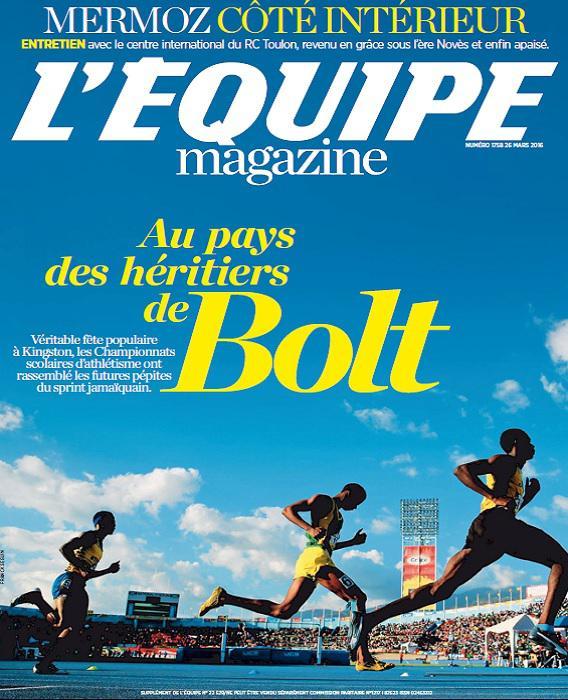 L'Equipe Magazine N°1758 Du 26 Mars 2016