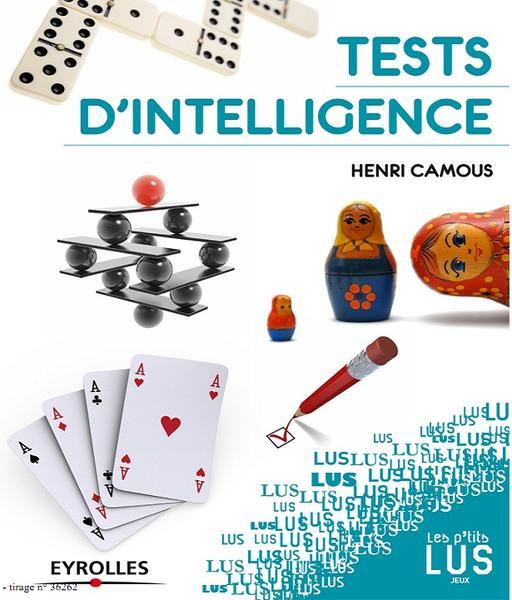 Tests D'intelligence – Henri Camous