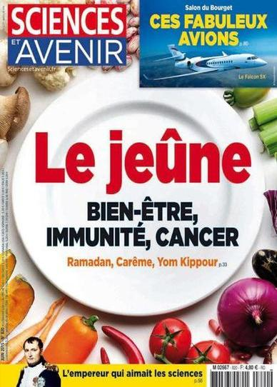 Sciences et Avenir N°820 – Juin 2015