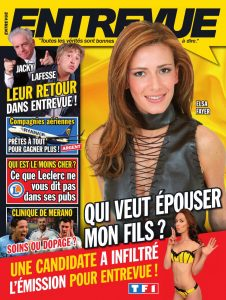 Entrevue N°275 - Juillet 2015