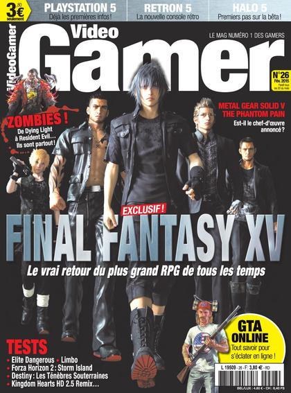 Video Gamer N°26 – Février 2015