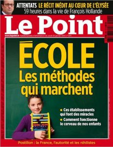 Le Point N°2211 Du 22 au 28 Janvier 2015