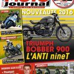 Moto Journal N°2154 Du 9 au 15 Juillet 2015