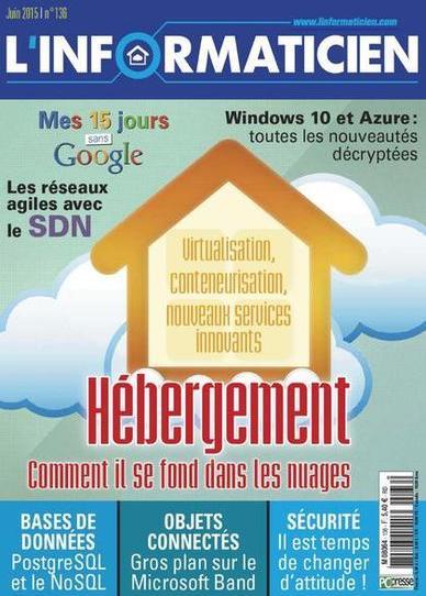 L'Informaticien N°136 – Juin 2015