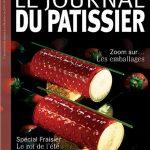 Le Journal du Pâtissier N°34 - Spécial Fraisier