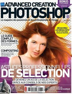 Advanced Creation Photoshop Magazine N°73 - Mars-Avril 2015