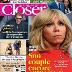 Closer N°651 Du 1er Décembre 2017