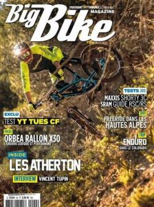 Big Bike Magazine N°92 - Mars-Avril 2015