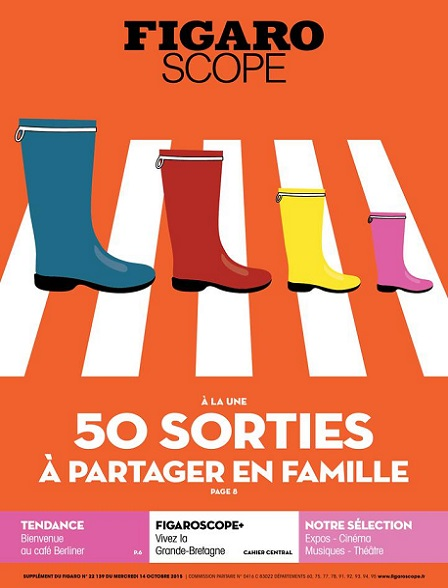 Le Figaroscope Du 14 Octobre 2015