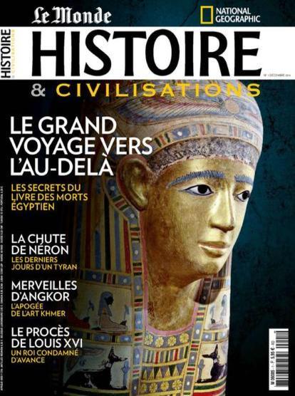 Histoire et Civilisations N°1 – Décembre 2014