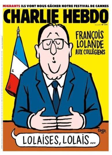 Charlie Hebdo N°1191 Du Mercredi 20 Mai 2015