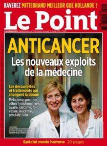 Le Point N°2219 Du 19 au 25 Mars 2015