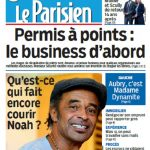 Le Parisien + Journal De Paris Du Jeudi 25 Février 2016