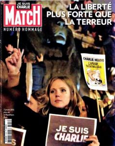 Paris Match N°3426 Du12 au 21 Janvier 2015