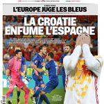 L'Equipe Du Mercredi 22 Juin 2016
