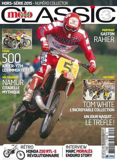 Moto Verte Classic Hors Série N°3