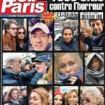 Ici Paris N°3628 Du 14 au 20 Janvier 2015