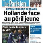 Le Parisien + Journal De Paris Du Jeudi 3 Mars 2016