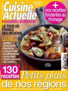 Cuisine Actuelle Hors-Série N°114 - Janvier-Février 2015