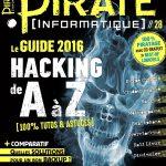 Pirate Informatique N°28 - Fevrier-Avril 2016