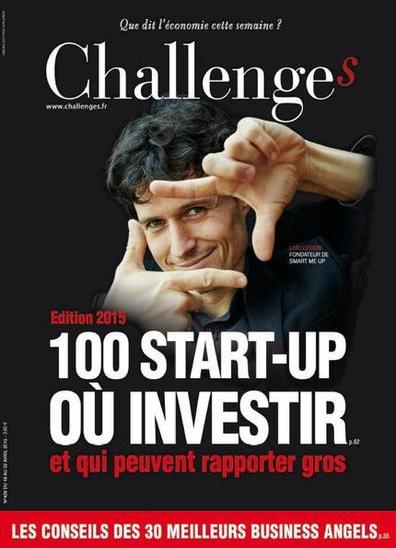 Challenges N°429 Du 16 au 22 Avril 2015