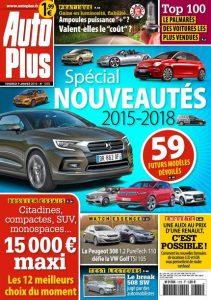 Auto Plus N°1375 Du 9 au 15 Janvier 2015