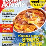 Cuisine Actuelle N°307 - Juillet 2016
