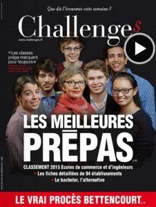 Challenges N°417 Du 22 au 28 Janvier 2015