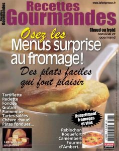 Recettes Gourmandes N°7