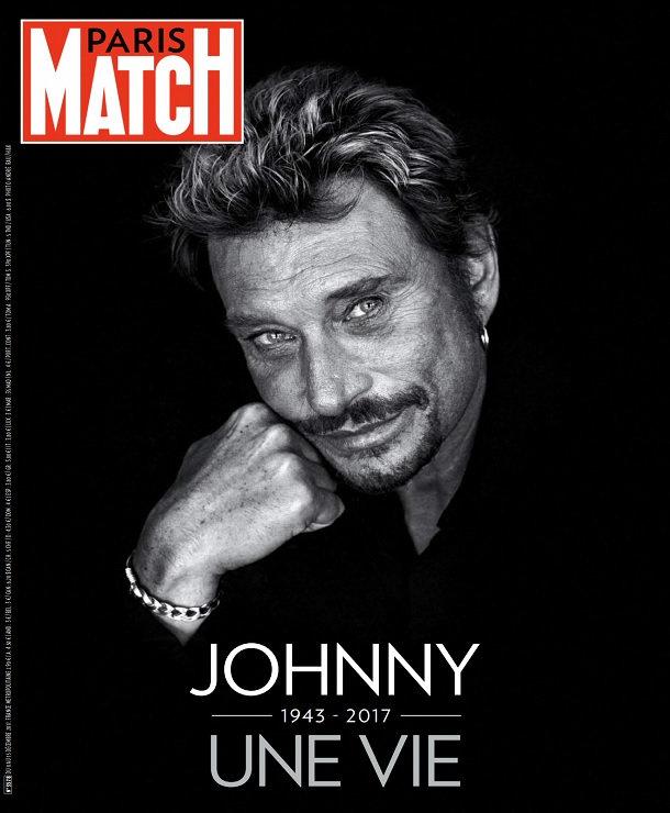 Paris Match N°3578 Du 8 Décembre 2017